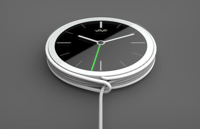 Yoyo Smart Clock Michael Paterson Industrial Designer